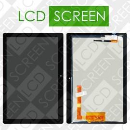 Модуль для планшета Lenovo Tab E10 TB-X104 TB-X104F TB-X104L, черный, дисплей + тачскрин
