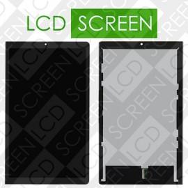 Модуль для планшета Lenovo Yoga Smart Tab 5 YT-X705 X705 YT-X705F YT-X705L YT-X705X, черный, дисплей + тачскрин