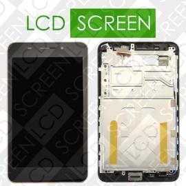 Модуль для планшета Asus FonePad 8 FE380CG FE380, черный, дисплей + тачскрин