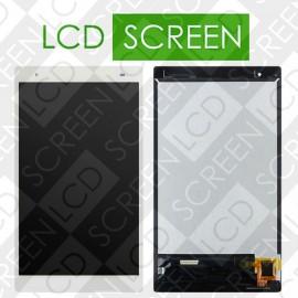 Модуль для планшета Lenovo TAB 4 8 Plus TB-8704F TB-8704N TB-8704X TB-8704, белый, дисплей + тачскрин