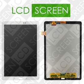 Модуль для планшета Samsung Galaxy Tab A 10.1 SM-P585 P585, белый, дисплей + тачскрин