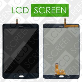 Модуль для планшета Samsung Galaxy Tab A 8.0  SM-T355 T355, черный, дисплей + тачскрин