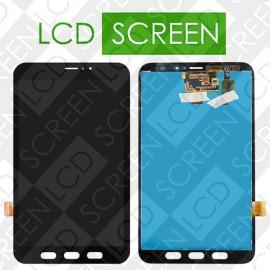 Модуль для планшета Samsung Galaxy Tab Active 2 SM-T395 T395, черный, дисплей + тачскрин