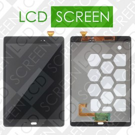 Модуль для планшета Samsung Galaxy Tab A 9.7 T550, серый, дисплей + тачскрин