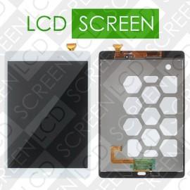 Модуль для планшета Samsung Galaxy Tab A 9.7 T550, белый, дисплей + тачскрин