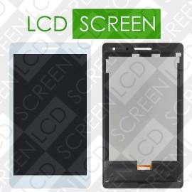 Модуль для планшета Huawei MediaPad T3 7 BG2-U01, белый (версия 3G), дисплей + тачскрин
