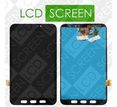 Модуль для планшета Samsung Galaxy Tab Active 2 SM-T390 T390, черный, дисплей + тачскрин