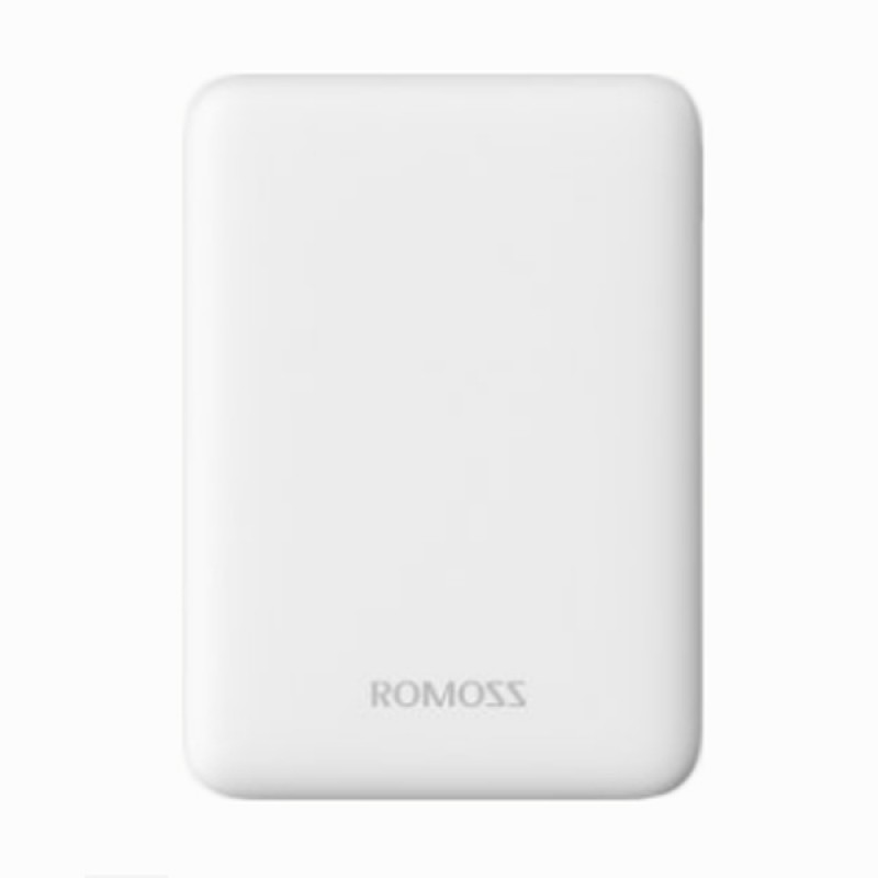 Power Bank Romoss 5000 mAh PSP05, белый