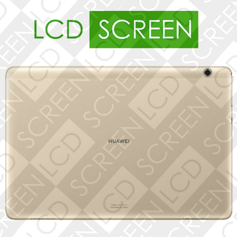 Задняя крышка для планшета Huawei MediaPad T5 10 AGS2-L09 AGS2-W09, золотистая, задняя панель корпуса