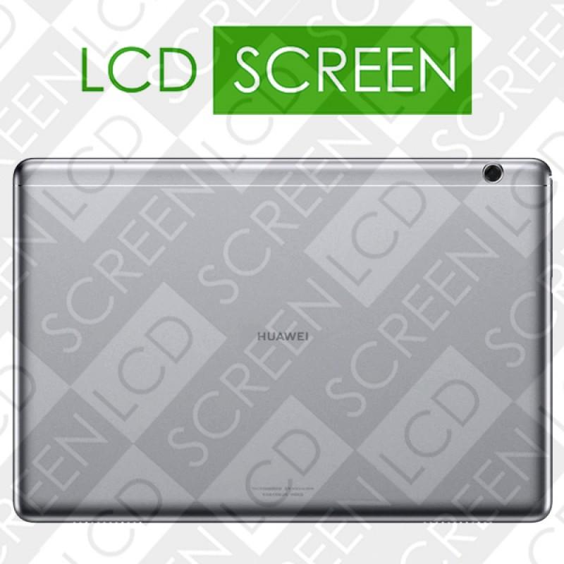 Задняя крышка для планшета Huawei MediaPad T5 10 AGS2-L09 AGS2-W09, серая, задняя панель корпуса
