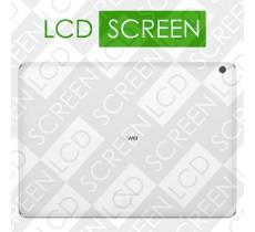 Задняя крышка для планшета Huawei MediaPad M3 Lite 10 BAH-AL00 BAH-W09 BAH-L09, белая, задняя панель корпуса