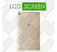 Задняя крышка для планшета Huawei MediaPad M2 8.0 M2-801 M2-801L M2-802L M2-803L, золотистая, задняя панель корпуса