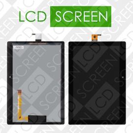 Модуль для планшета Lenovo 10 TB-X103F, черный, дисплей + тачскрин