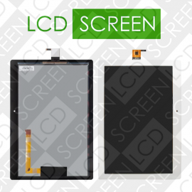 Модуль для планшета Lenovo 10 TB-X103F, белый, дисплей + тачскрин