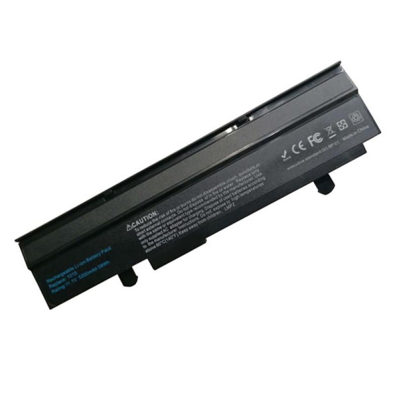 Батарея Asus Eee PC 1015, 1016, 1215, 11,1 V 5200 mAh, A32-1015 A31-1015 PL32-1015 AL31-1015, черный, аккумулятор для ноутбука