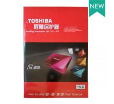 Защитная пленка на экран ноутбука 15.6 (16:9) Toshiba