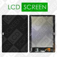 Модуль для планшета Huawei MediaPad M3 Lite 10 BAH-AL00 BAH-W09 BAH-L09, черный, дисплей + тачскрин