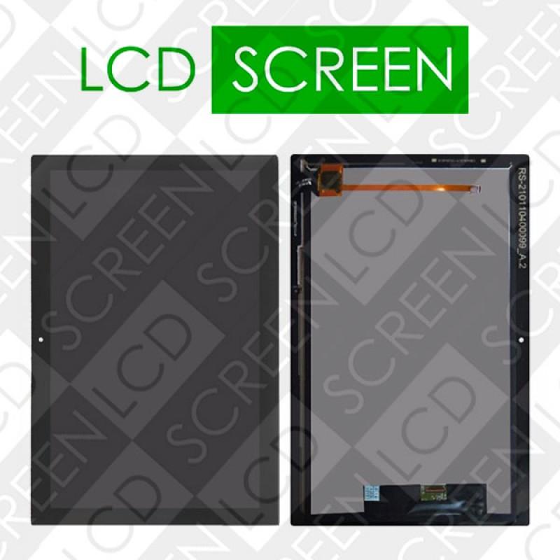 Модуль для планшета Lenovo Tab 4 10 X304F X304L X304 TB-X304F TB-X304L TB-X304, черный, дисплей + тачскрин