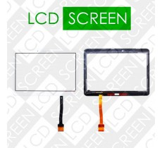 Тачскрин для планшета Samsung T530, T531, T535 Galaxy Tab 4 10.1, белый, touch screen, сенсорный экран