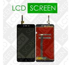Дисплей для Xiaomi Redmi 4A с сенсорным экраном, черный, модуль ( дисплей + тачскрин )