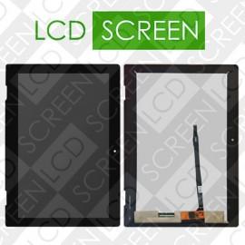 Модуль для планшета Lenovo IdeaPad D330 10.1 D330-10IGM, тип 1, черный, дисплей + тачскрин
