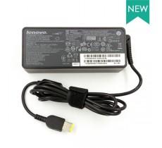 Блок питания для ноутбука Lenovo 20V 4.5A 90W USB+pin ADLX90NLC3A, прямоугольный желтый разъем