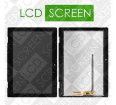 Модуль для планшета Lenovo IdeaPad D330 10.1 D330-10IGM, тип 2, черный, дисплей + тачскрин