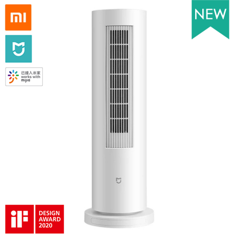 Умный обогреватель Xiaomi Mijia Vertical Heater LSNFJ01LX, инфракрасный вертикальный обогреватель 2100W
