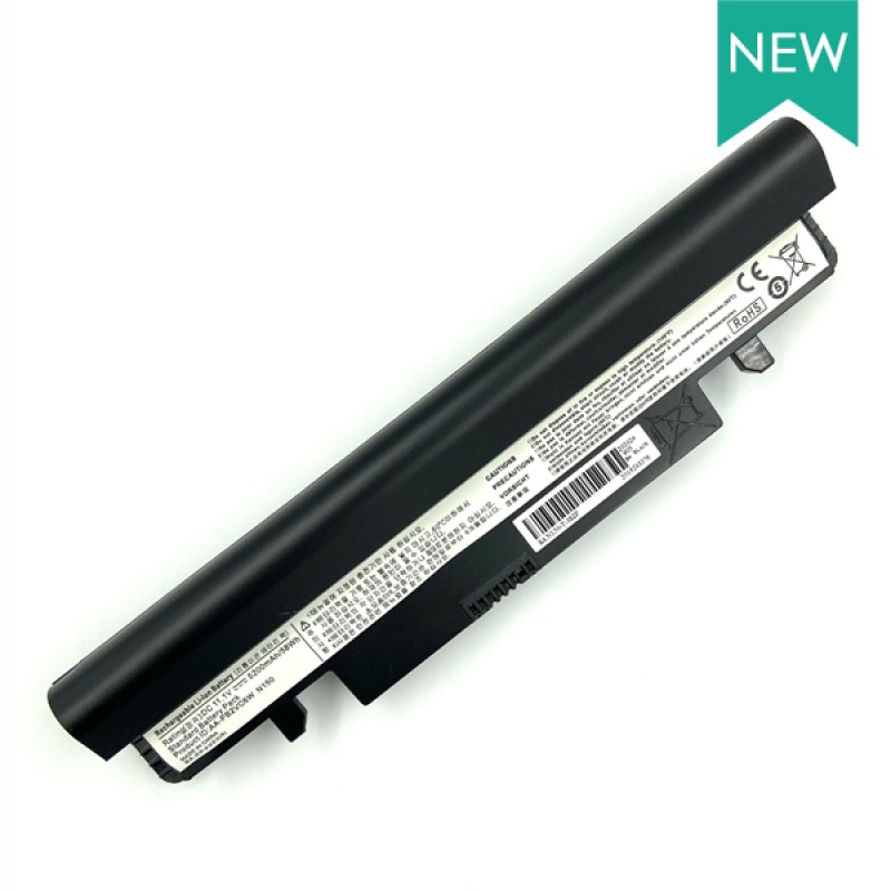 Батарея Samsung N143, N145, N148, N150, 11,1 V 5200 mAh, AA-PB2VC6W, черный, аккумулятор для ноутбука