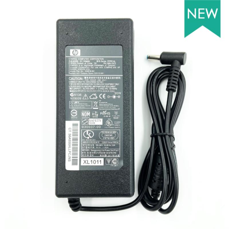 Блок питания для ноутбука HP 19.5V 4.62A 90W 4.5х3.0 мм