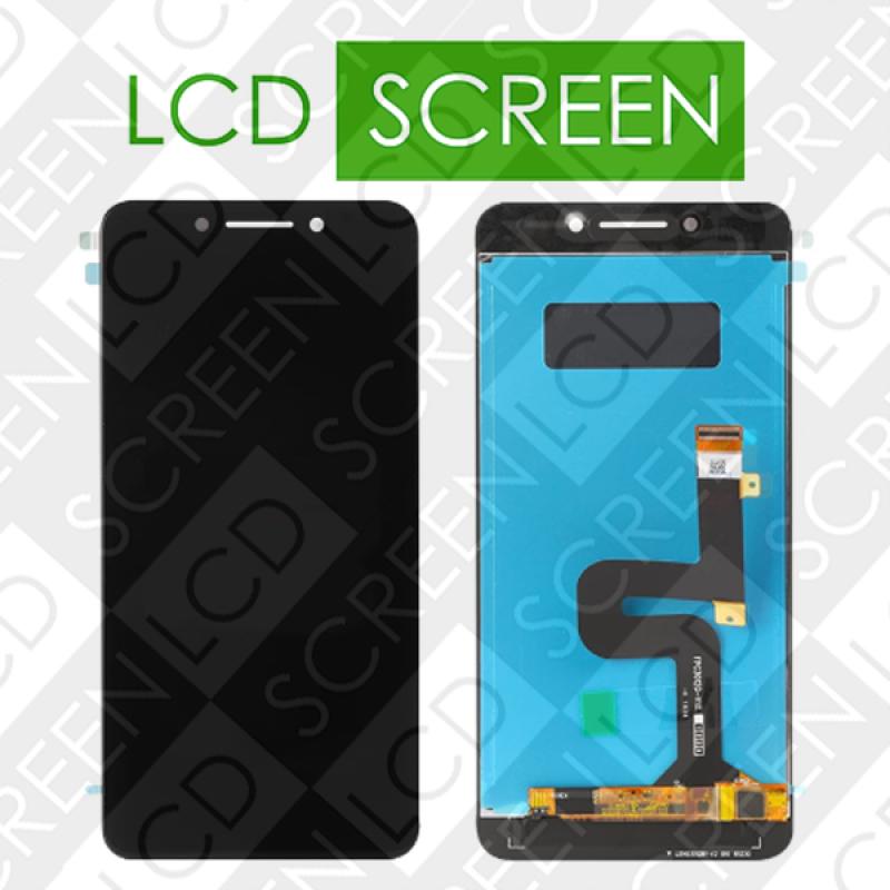 Дисплей для LeEco (LeTV) LePro 3 X720 X725 X727 с сенсорным экраном, черный, модуль, дисплей + тачскрин
