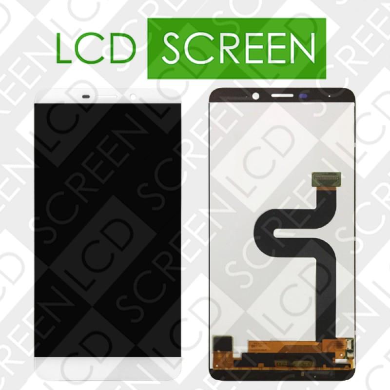 Дисплей для LeEco (LeTV) Le Max X900 с сенсорным экраном, белый, модуль, дисплей + тачскрин