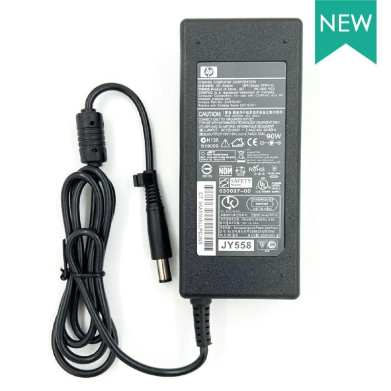 Блок питания для ноутбука HP 19V 4.74A 90W 7.4х5.0 мм