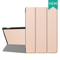 Чехол для планшета Huawei MediaPad T5 10 AGS2-L09 AGS2-W09, Slim золотистый
