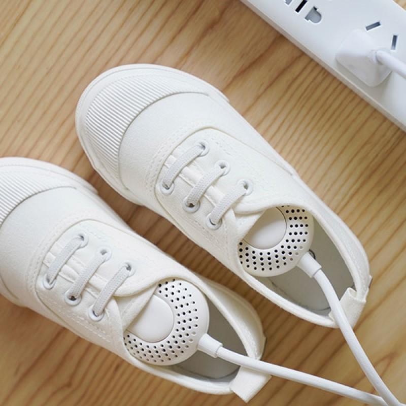 Детская сушилка для обуви Xiaomi Sothing Circle Shoe Dryer без таймера, белая
