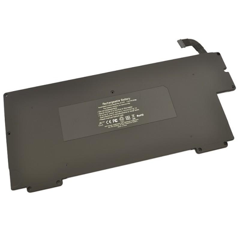Батарея Apple MacBook Air 13.3-inch, 7,4 V 5200 mAh, A1245, черный, аккумулятор для ноутбука