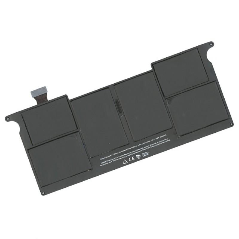 Батарея Apple MacBook Air 11-Inch, MC503LL/A, MC505, MC506, MC507, 7,4 V 5200 mAh, A1375, черный, аккумулятор для ноутбука
