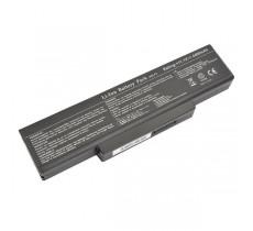 Батарея Asus A9, F2, S, Z53, Z, ASI AMATA, BenQ, CLEVO, COMPAL, GreatWall, Hasee W, MITAC/IPC, MSI, Maxdata, 10,8 V 4400 mAh, A32-F3, черный, аккумулятор для ноутбука