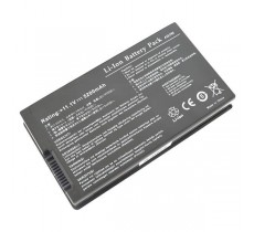 Батарея Asus F80, X61, X85, F50, F83, F81, 11,1 V 5200 mAh, A32-F80, черный, аккумулятор для ноутбука