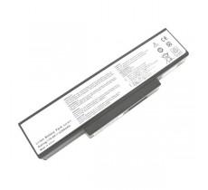 Батарея Asus K72, K72JK, K72JR, K72F, 10,8 V 5200 mAh, A32-K72, черный, аккумулятор для ноутбука