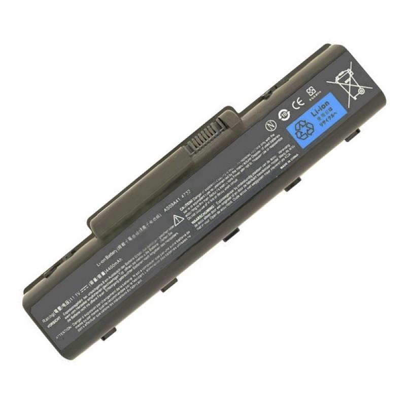 Батарея Acer NV52, NV53, NV54, NV56, NV58, NV59, NV78, 11,1 V 4400 mAh, AS09A31, черный, аккумулятор для ноутбука