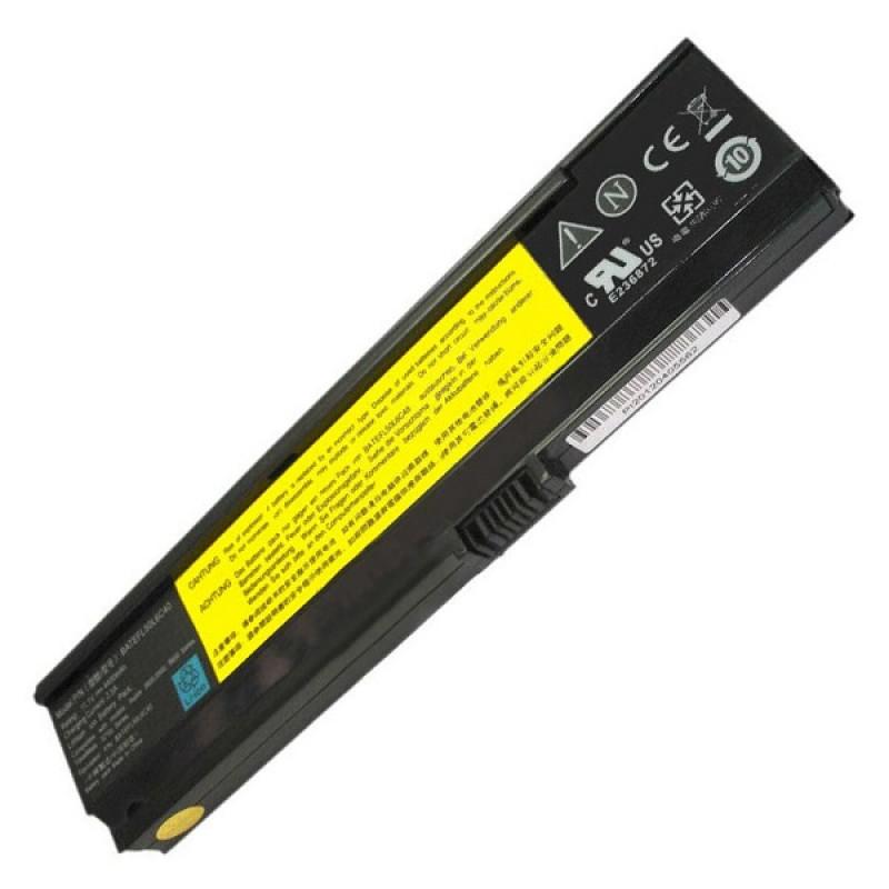Батарея Acer Aspire 3030, 3050, 3200, 3600, 5030, 5500, 5550, 5580, TravelMate 2400, 3210, 3220, 3270, 10,8 V 5200 mAh, BATEFL50L6C40, черный, аккумулятор для ноутбука