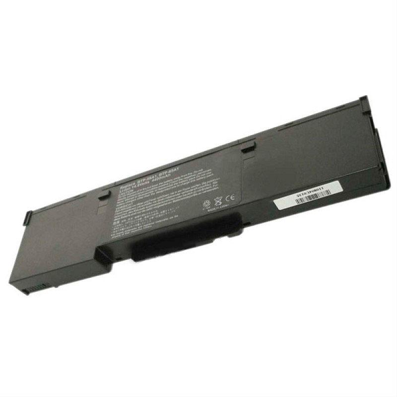 Батарея Acer Aspire 1360, 14,8 V 5200 mAh, BTP-60A1, черный, аккумулятор для ноутбука