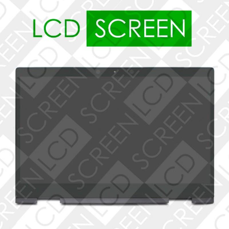 Модуль для ноутбука 15,6 HP Envy x360 15-bp101na, черный с рамкой, матрица + тачскрин