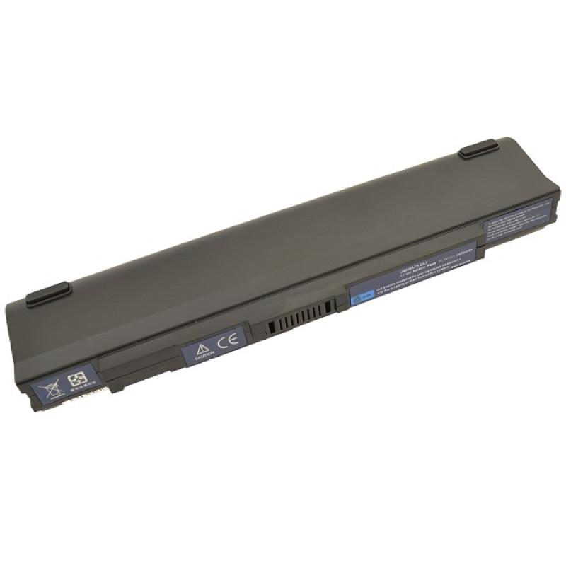 Батарея Acer Aspire One ZA3, ZG8, ZGE, 531, SP1, AO751, AO751h, 751, 751h, 11,1 V 4400 mAh, UM09B7C, черный, аккумулятор для ноутбука