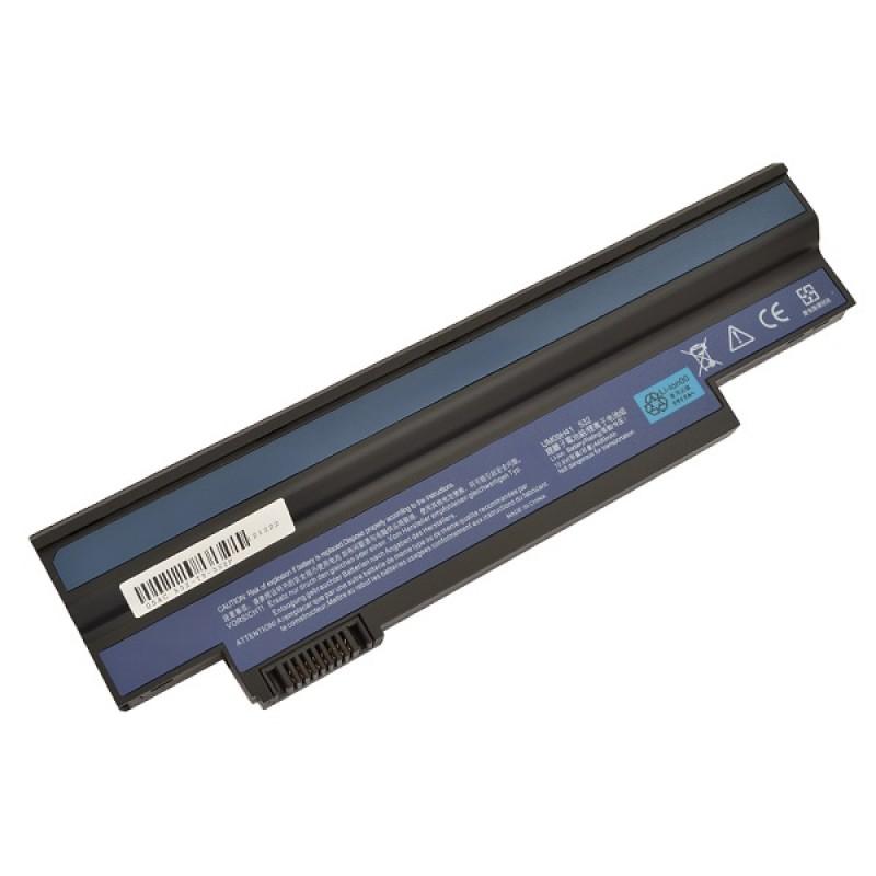 Батарея Acer Aspire One 532h all, 533, 10,8 V 5200 mAh, UM09H31, черный, аккумулятор для ноутбука