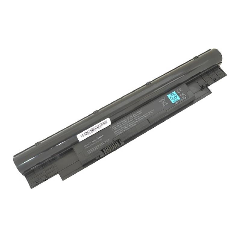 Батарея Dell Inspiron N411Z, Latitude 3330, Vostro V131, 11,1 V 5200 mAh, 268X5, черный, аккумулятор для ноутбука