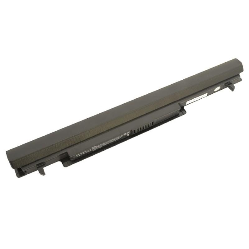 Батарея Asus S Series, K Series, A Series, 14,8 V 2600 mAh, A42-K56, черный, аккумулятор для ноутбука