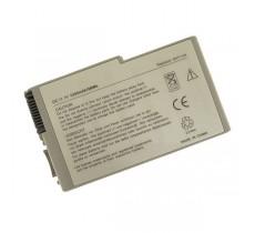 Батарея Dell Inspiron 500M, 505M, 510M, 600M, Latitude D500, D505, D510, D520, D530, D600, D610, Precesion M20, 11,1 V 5200 mAh, C1295, серебристый, аккумулятор для ноутбука