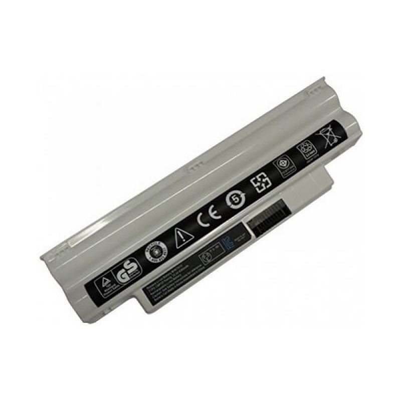 Батарея Dell Inspiron Mini 1012, 1016, 1018, 11,1 V 4200 mAh, CMP3D, белый, аккумулятор для ноутбука